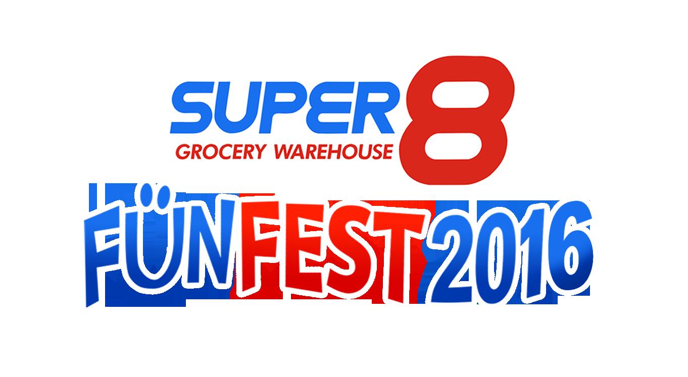 SUPER 8 FUN FEST 2016