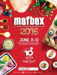 MAFBEX 2016 Poster