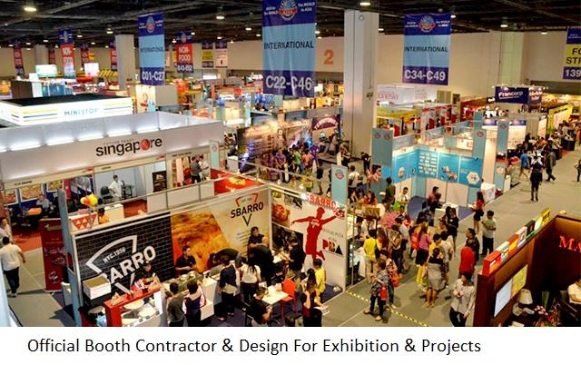 Exhibition Booth Accessories : Services u2013 centrex corporation philippines